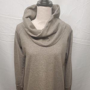 Columbia cowl neck sweatshirt